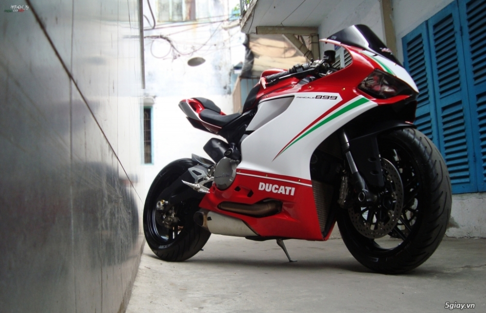 ___ Can Ban ___DUCATI 899 Panigale 2015___ - 7