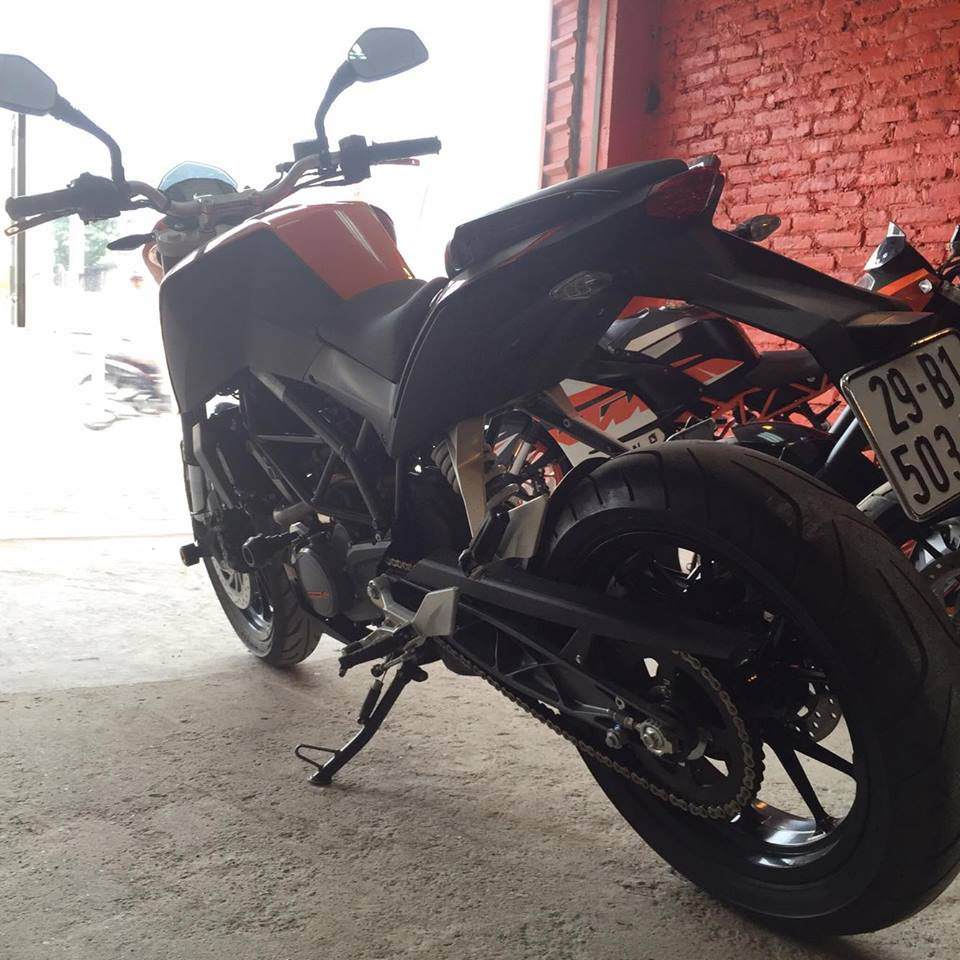 KTM Ha Noi KTM Duke 125 ABS used - 3
