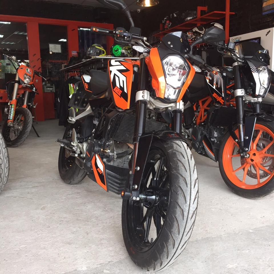 KTM Ha Noi KTM Duke 125 ABS used
