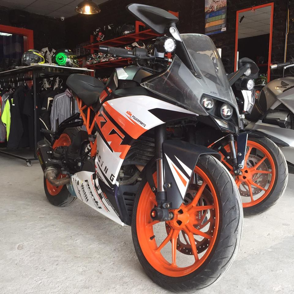 KTM Ha Noi KTM RC 390 ABS used