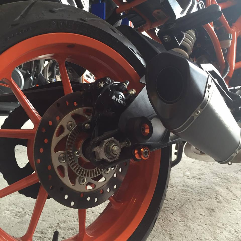KTM Ha Noi KTM RC 390 ABS used - 5
