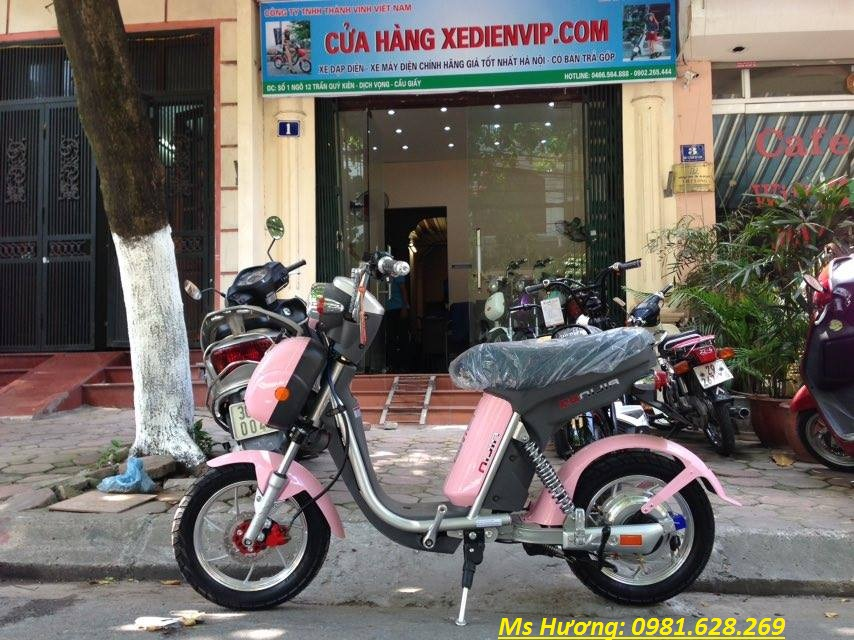 Ban Tra Gop Gia Re Chinh Hang Moi Nhat 2016 Giant m133s Nijia Vespa Zoomer - 6