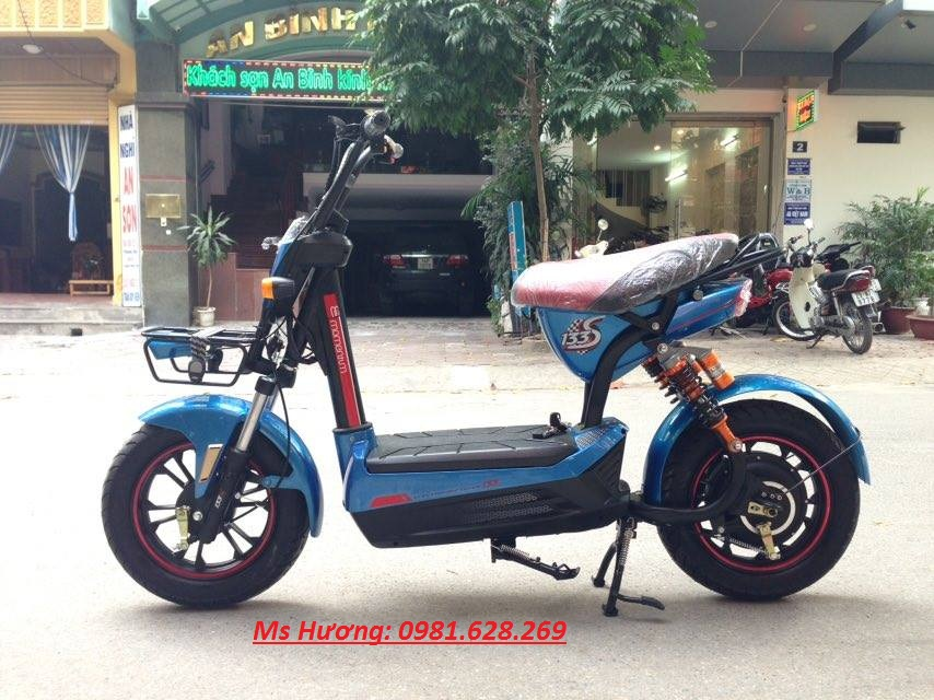 Ban Tra Gop Gia Re Chinh Hang Moi Nhat 2016 Giant m133s Nijia Vespa Zoomer - 8