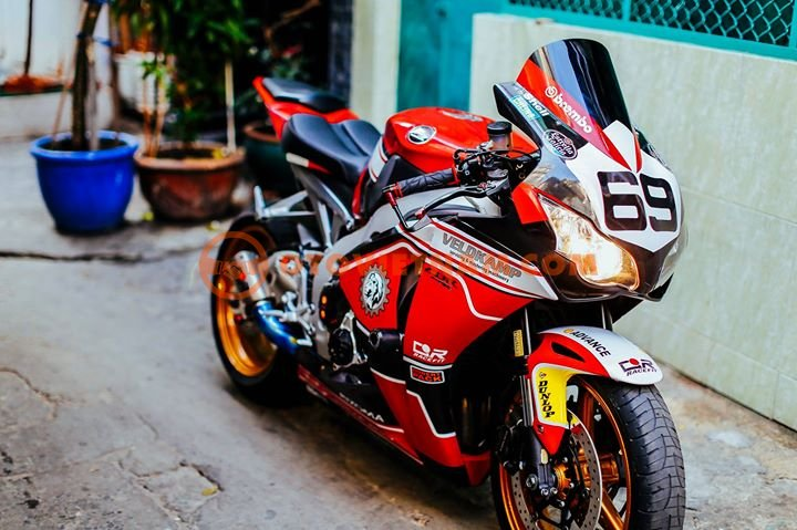 Can Ra Di Em CBR1000RR 2011 HQCN FULL DO CHOI - 2