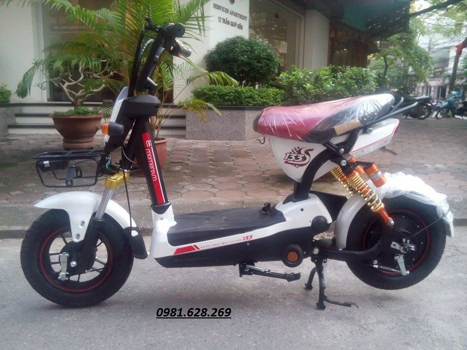 Ban Tra Gop Gia Re Chinh Hang Moi Nhat 2016 Giant m133s Nijia Vespa Zoomer - 2