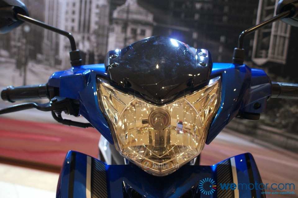 Clip Can canh chi tiet Yamaha 135LC 2016 ngoai that te