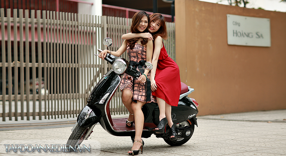 Xe dien Viet Thanh uy tin chat luong