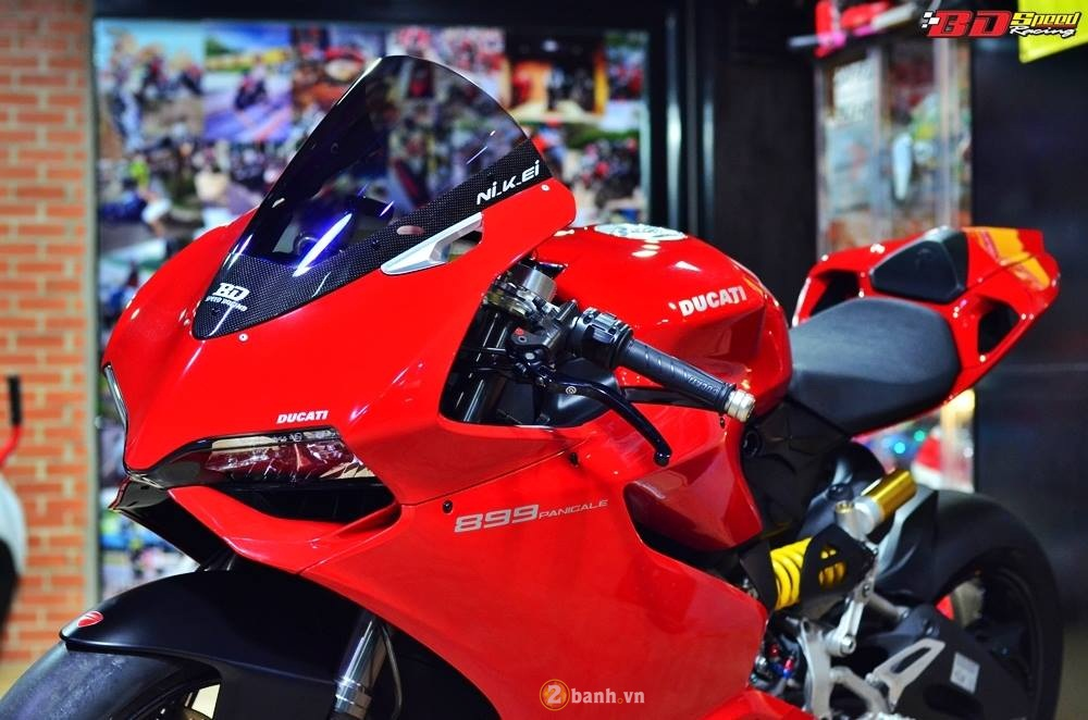 Ducati 899 Panigale day tuyet hao cung dan option dat tien - 2