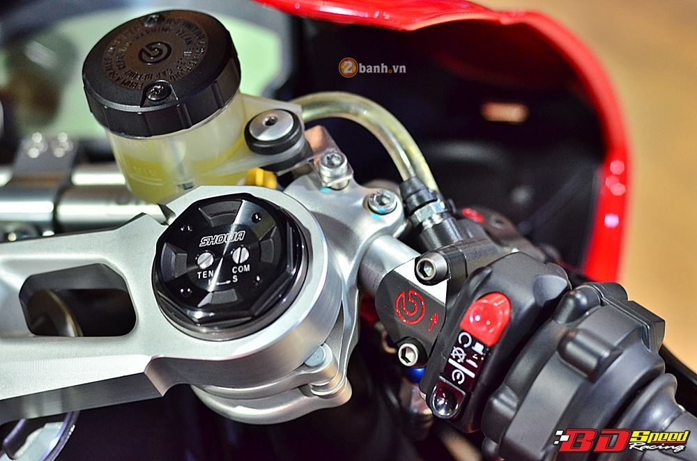 Ducati 899 Panigale day tuyet hao cung dan option dat tien - 5