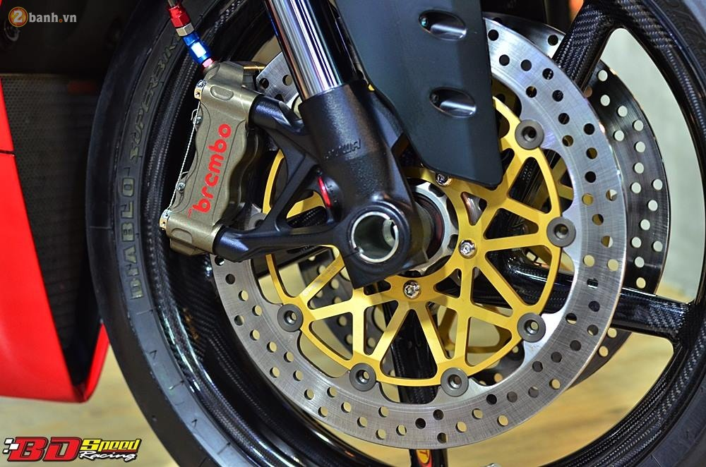 Ducati 899 Panigale day tuyet hao cung dan option dat tien - 8