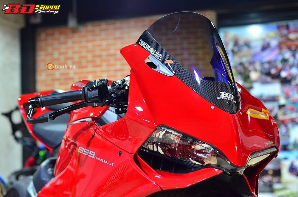 Ducati 899 Panigale day tuyet hao cung dan option dat tien - 3