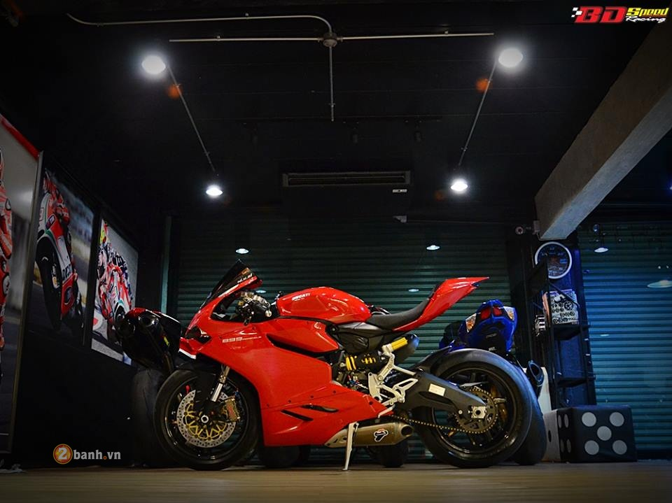Ducati 899 Panigale day tuyet hao cung dan option dat tien - 15