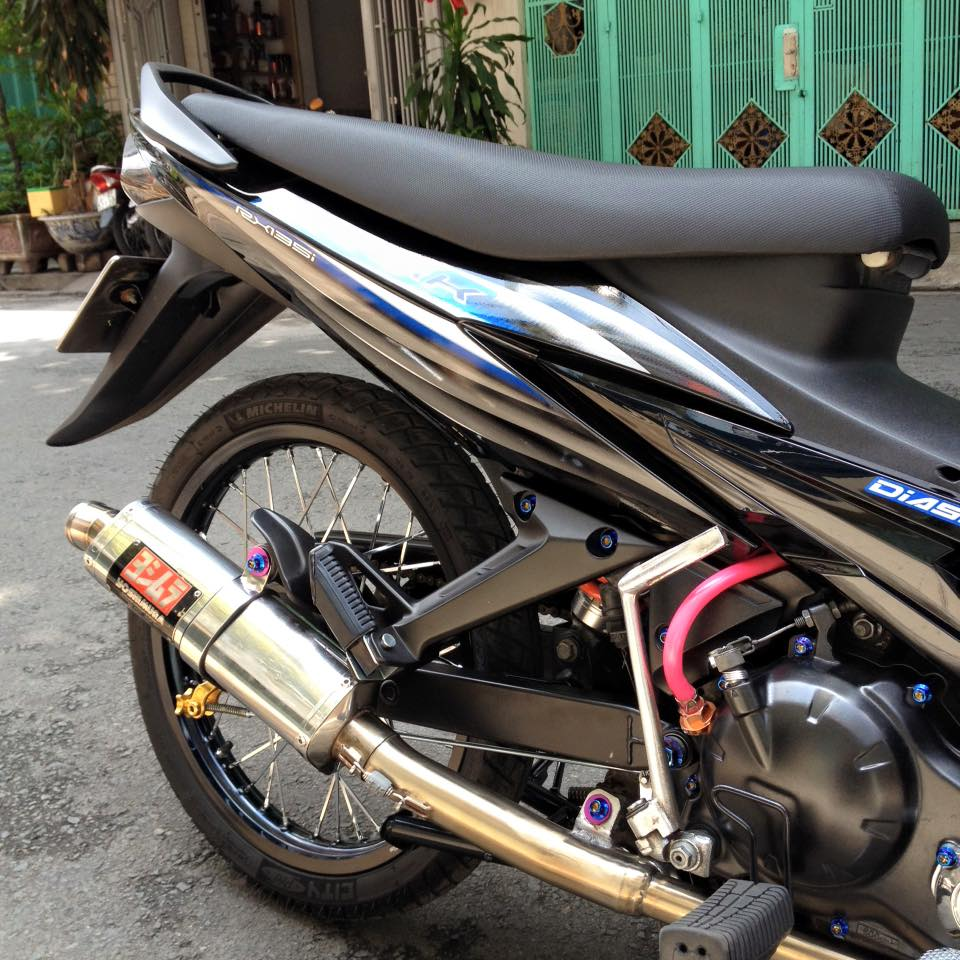 Exciter 135 Spark cuc phong cach - 6