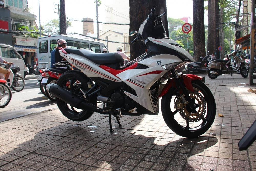 Exciter 150 do nhe cung dan chan 1 gap day phong cach - 3