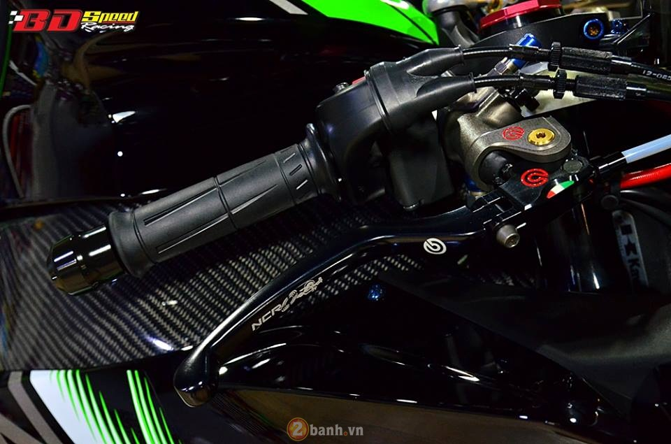 Kawasaki Ninja ZX10R 2016 trong ban do cuc chat tu BD Speed Racing - 4