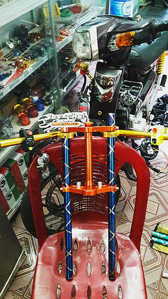 Tay ghidong DRAG nghieng cup 45 do HTECH made in THAILAND 100