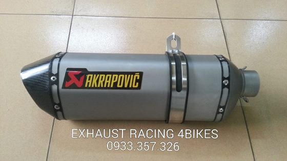 PO AKRAPOVIC HEXAGON