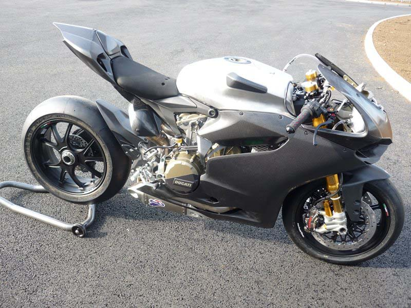 Sieu pham Ducati 1199 Panigale RS12 full carbon