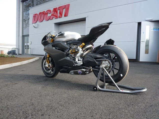 Sieu pham Ducati 1199 Panigale RS12 full carbon - 5