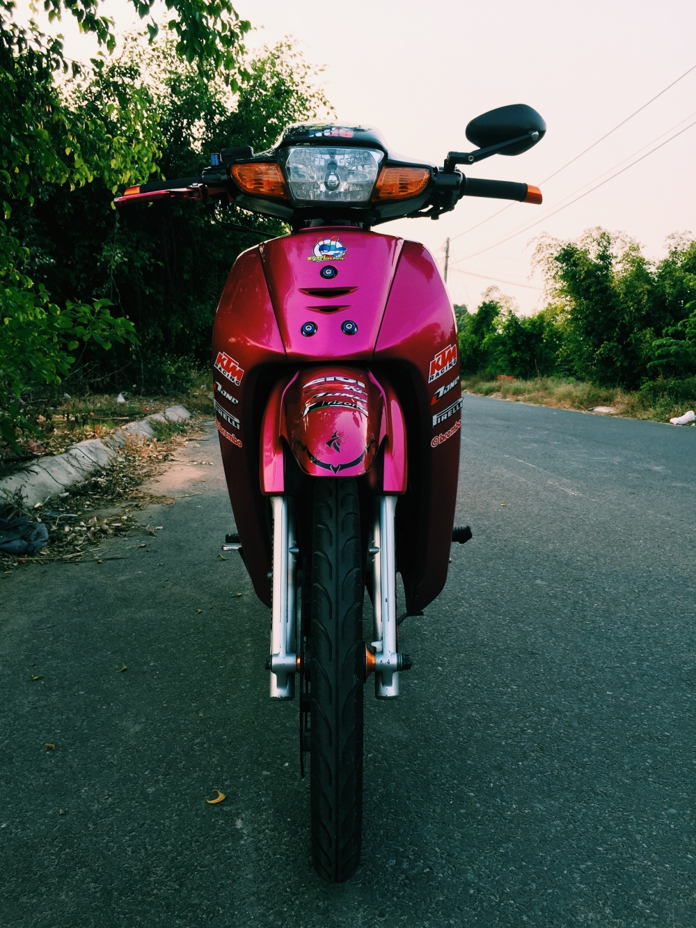 wave 50cc hoc sinh tap tanh don - 3