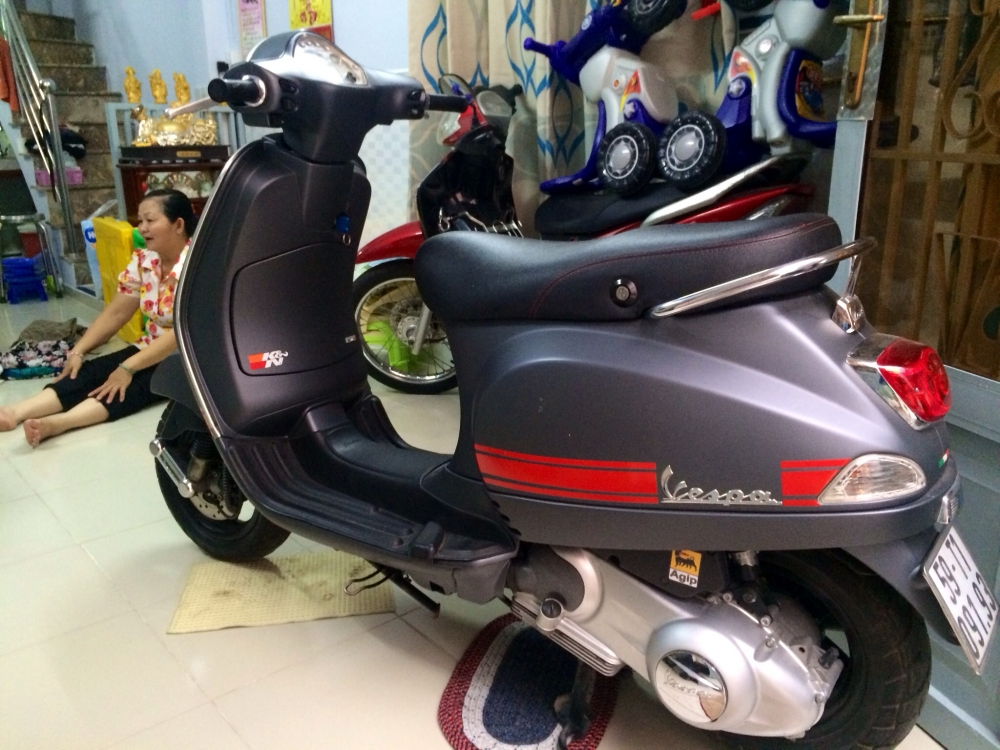 Vespa 125ie 2011 bs dep