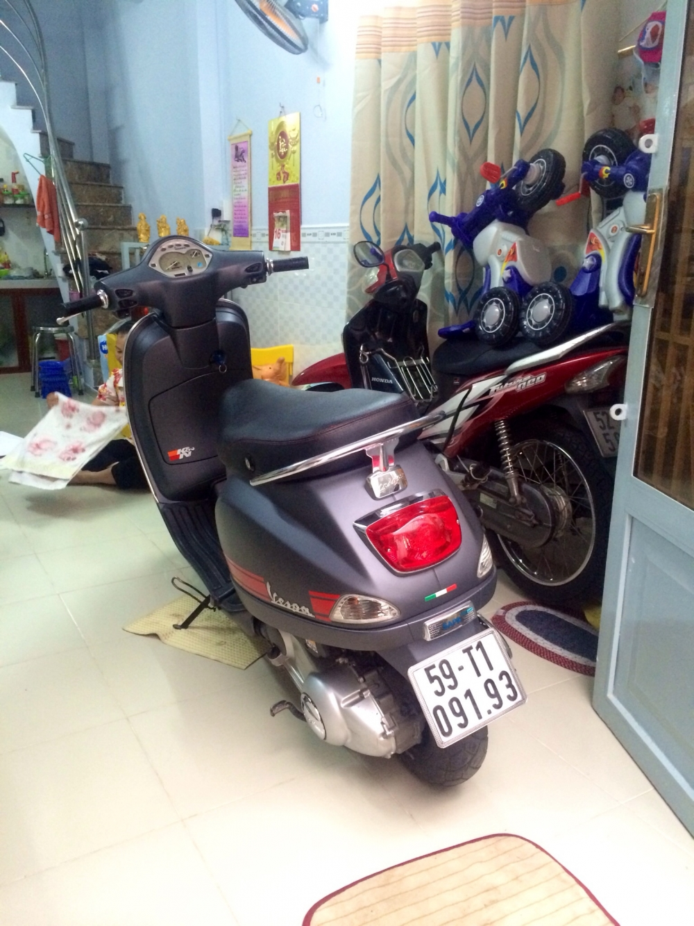 Vespa 125ie 2011 bs dep - 4