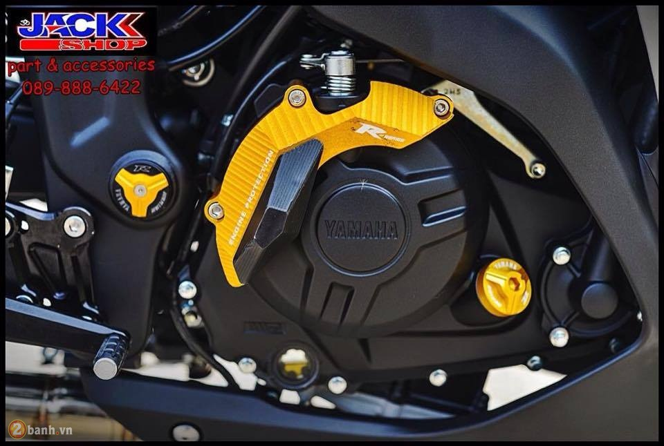 Yamaha R3 do cuc chat den tu Jackshop Ladprao71 - 9