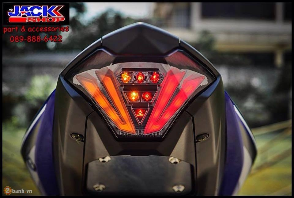 Yamaha R3 do cuc chat den tu Jackshop Ladprao71 - 15