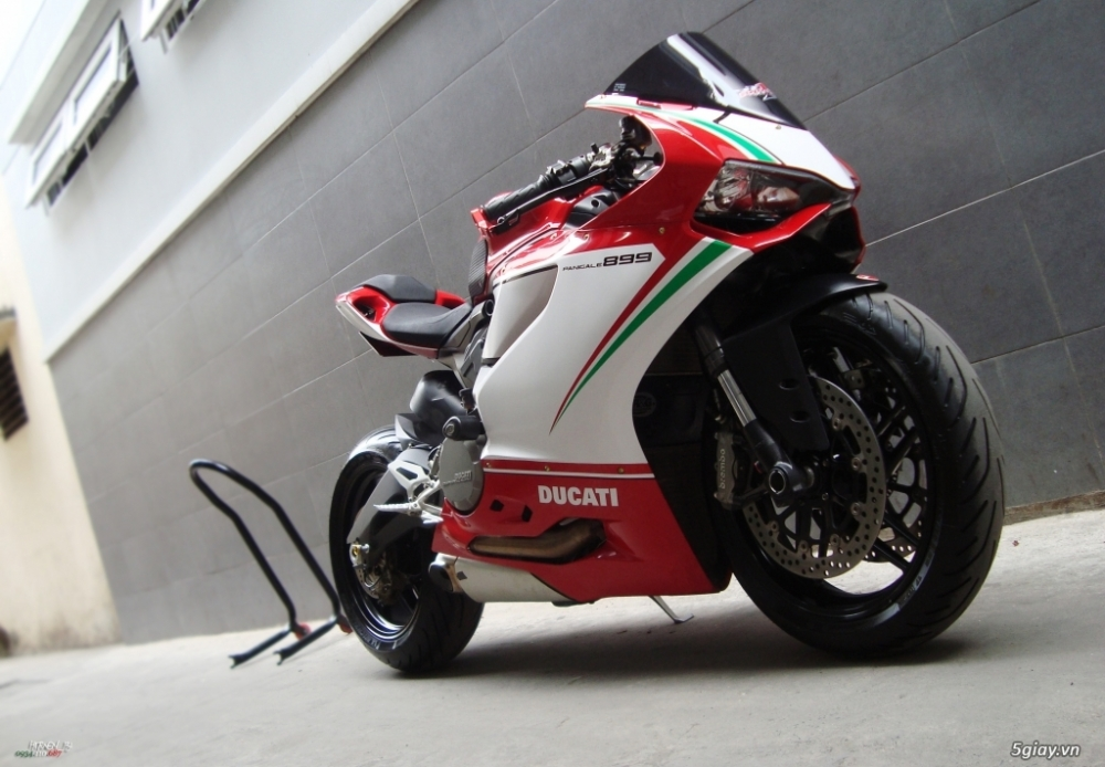 ___ Can Ban ___DUCATI 899 Panigale 2015___