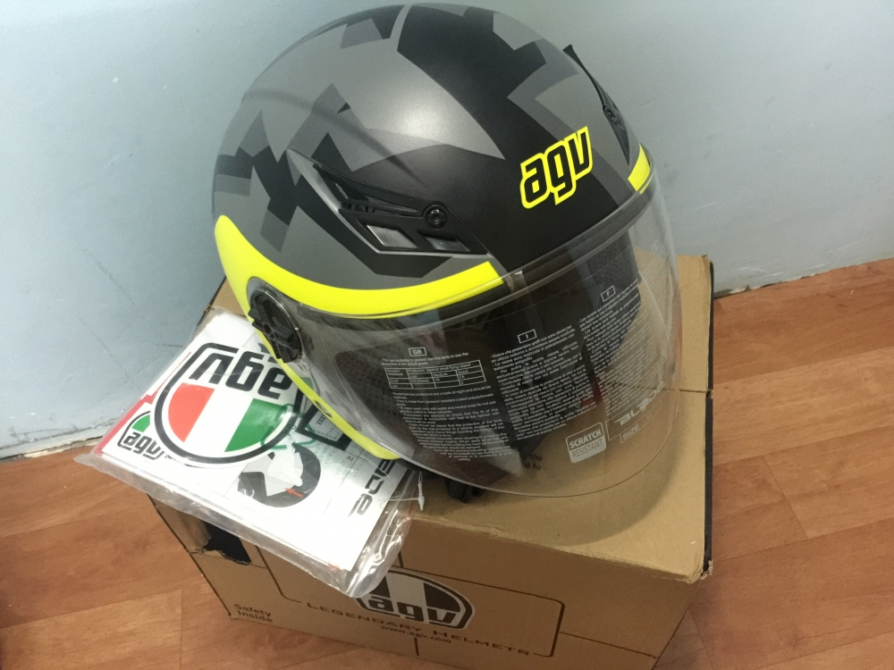 AGV Blade Multi Camodaz new 100