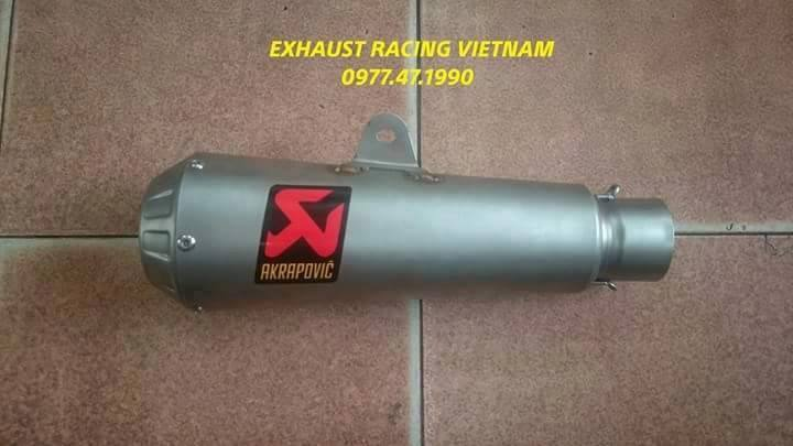 Akrapovic GP v30 replica