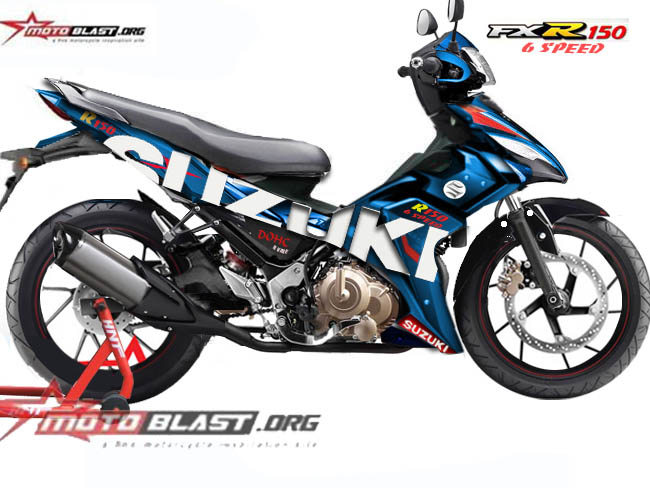 Ban co muon Suzuki Fx150 ra doi