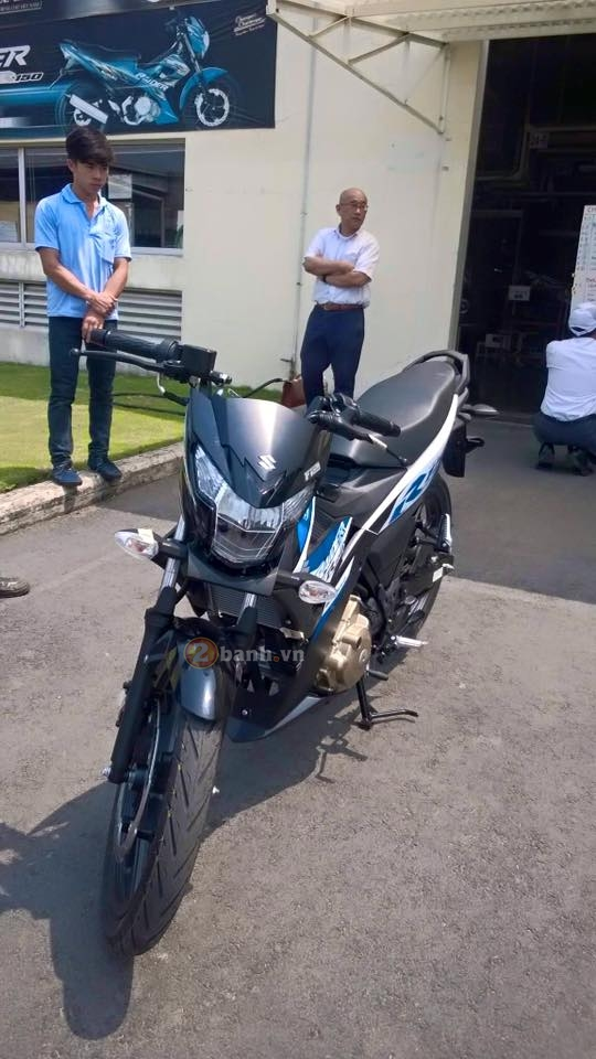 Ban co muon Suzuki Fx150 ra doi - 3