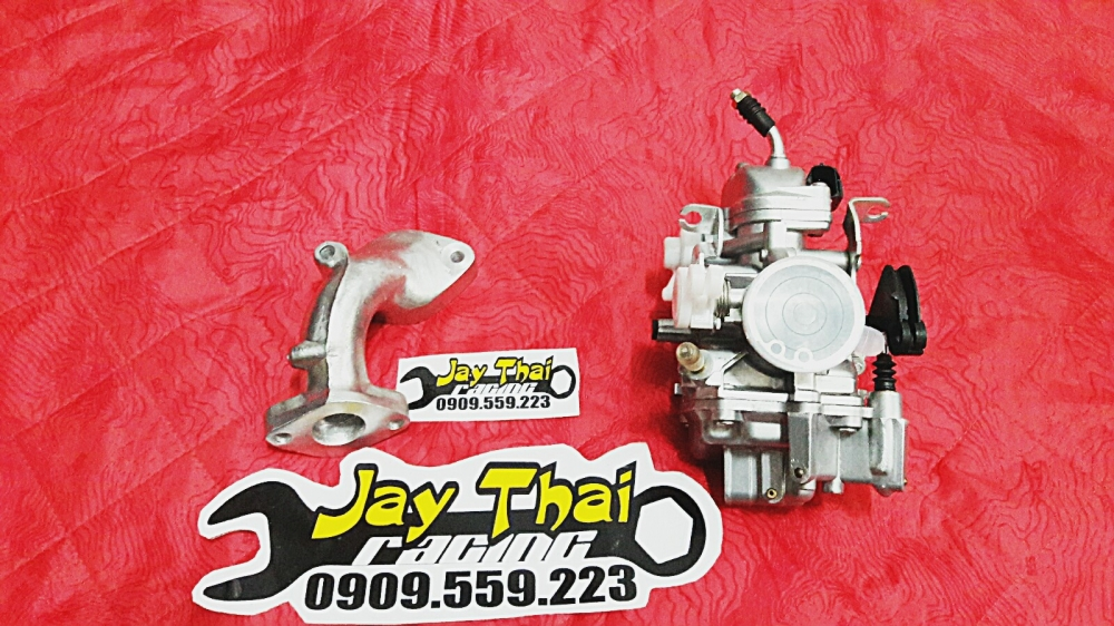 Binh Exciter 2010 made in Thailand NEW100