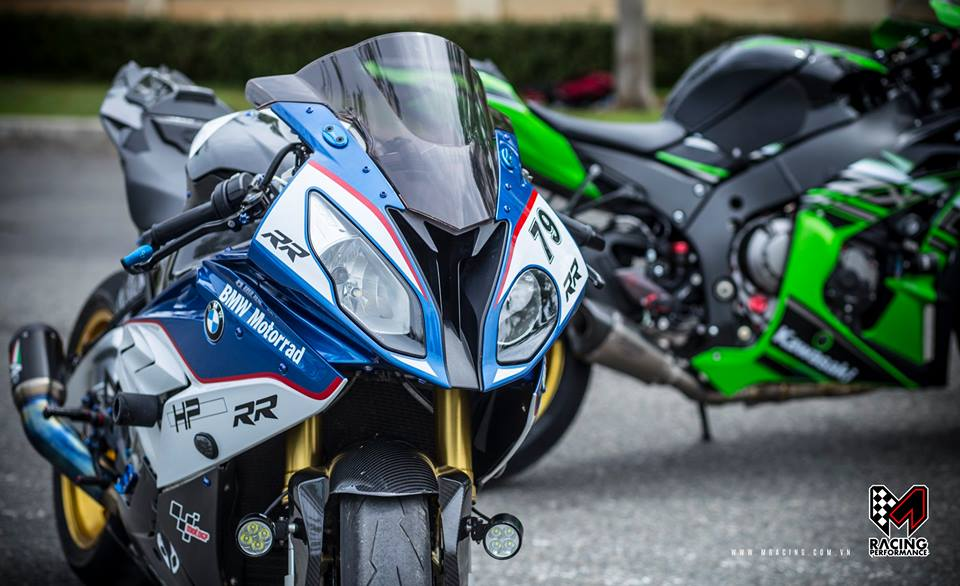 BMW S1000RR kich doc va cuc chat tu MRacing - 11