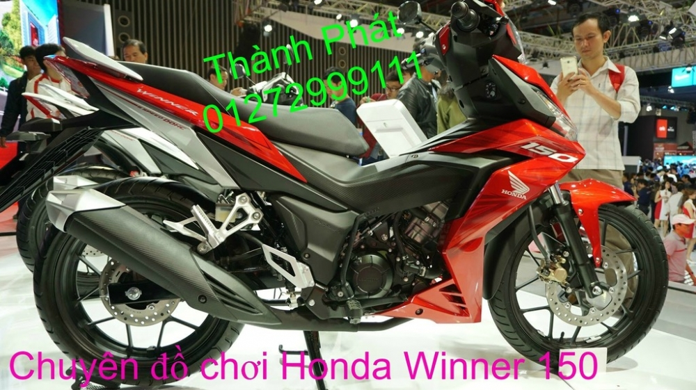 Chuyen Do Choi Honda Winner 150 Tu A Z Up 11616