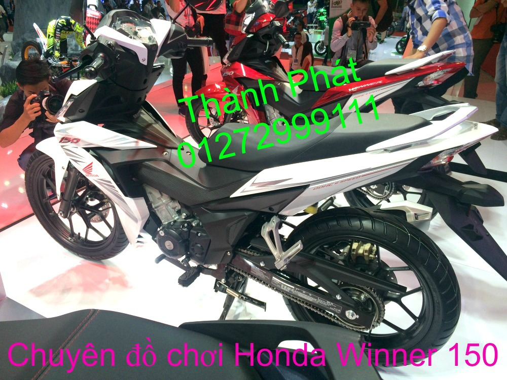 Chuyen Do Choi Honda Winner 150 Tu A Z Up 11616 - 2