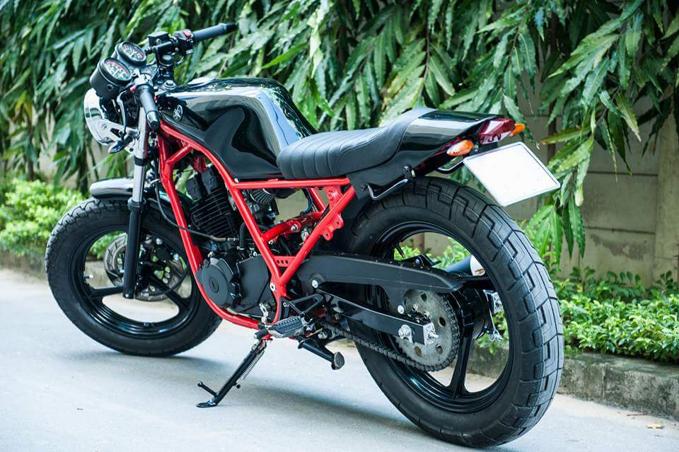 Classic bike phong cach Cafe Racer - 3