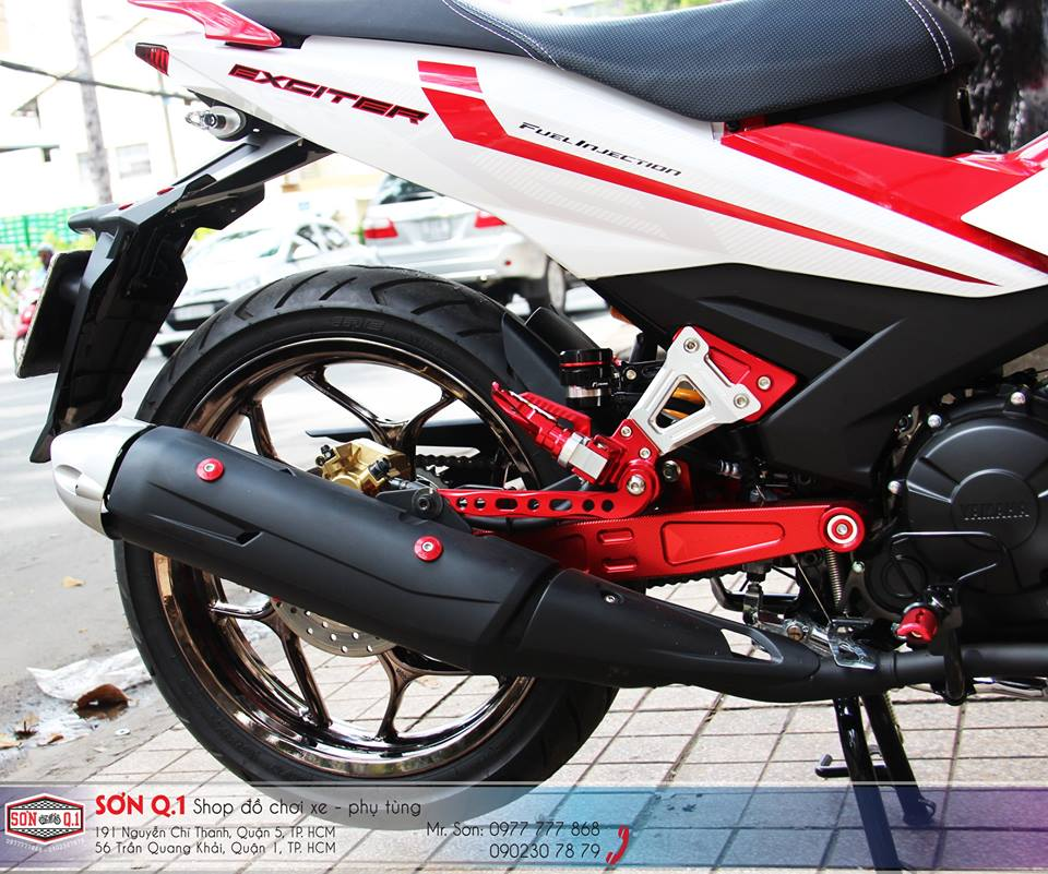 Exciter 150 voi ban do don gian nhung day chat choi - 7