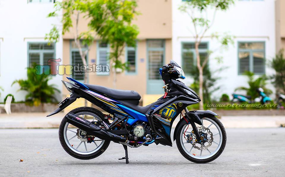 Exciter do phong cach LC 135 cuc chat - 3