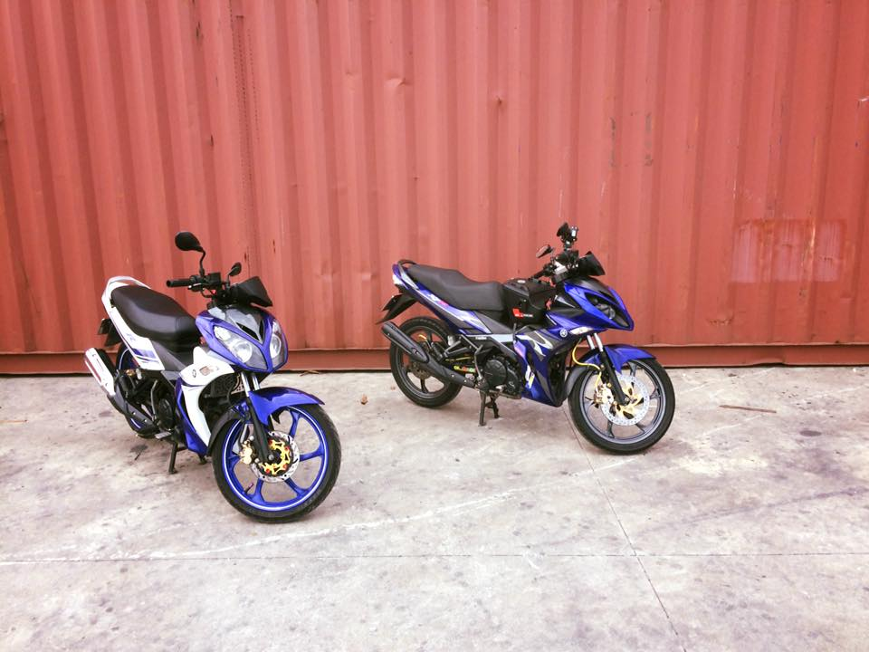 Exciter do X1R touring