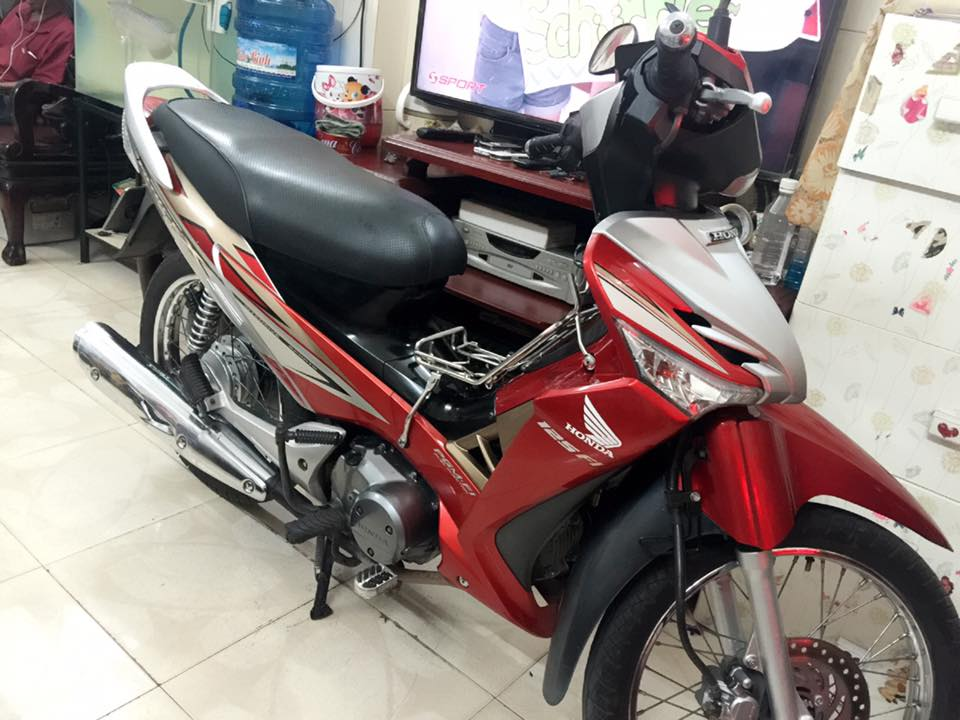 Honda future X 125fi do den chinh chu bstp