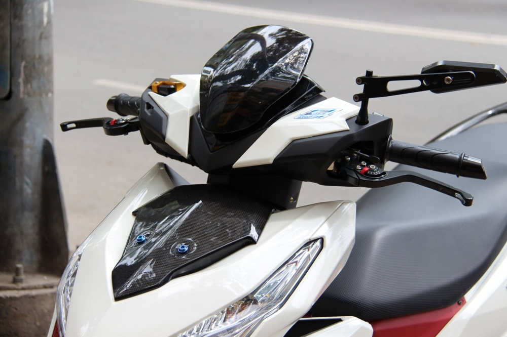 Honda Vario 2016 op Carbon Fiber cung dan option hang hieu - 7