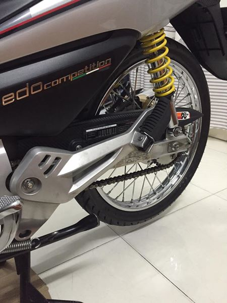 Honda Wave do Koso Exciter va tuyen bo noi khong voi do China - 7