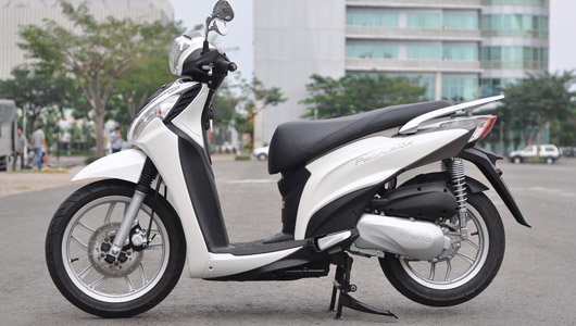 Kymco People 16Fi Dong xe tien ich moi danh cho Phai Dep - 5