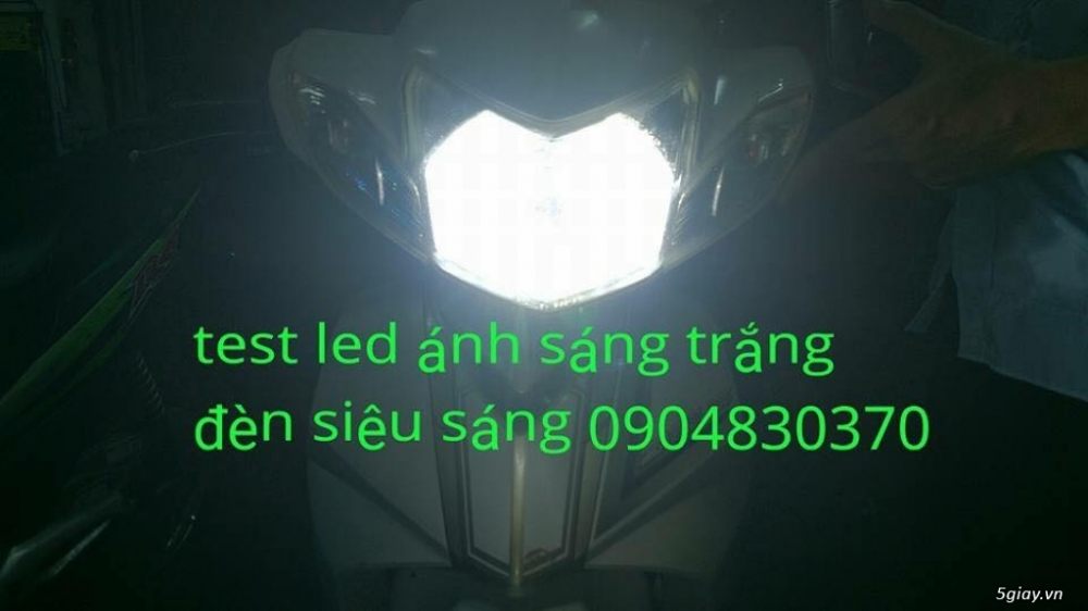 led cree philips lumiled cho o to xe may chinh hang gia mem nhat sai gon - 2