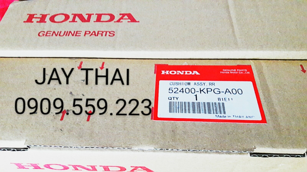 Phuoc Nice made in Honda Thailand - 5