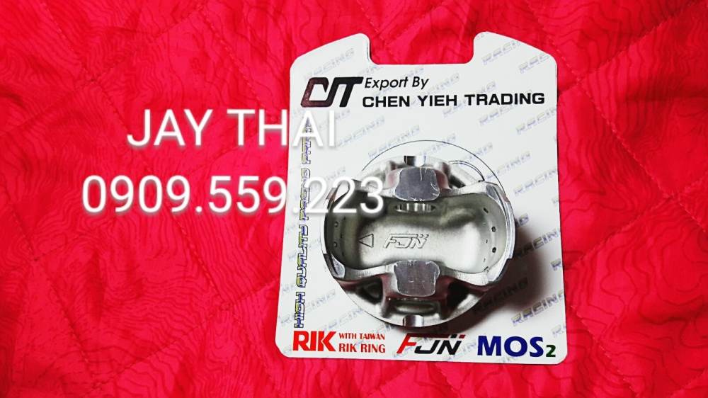 PISTON nen CIT 62mm 3 trong 1 RIK FJN MOS2 - 5