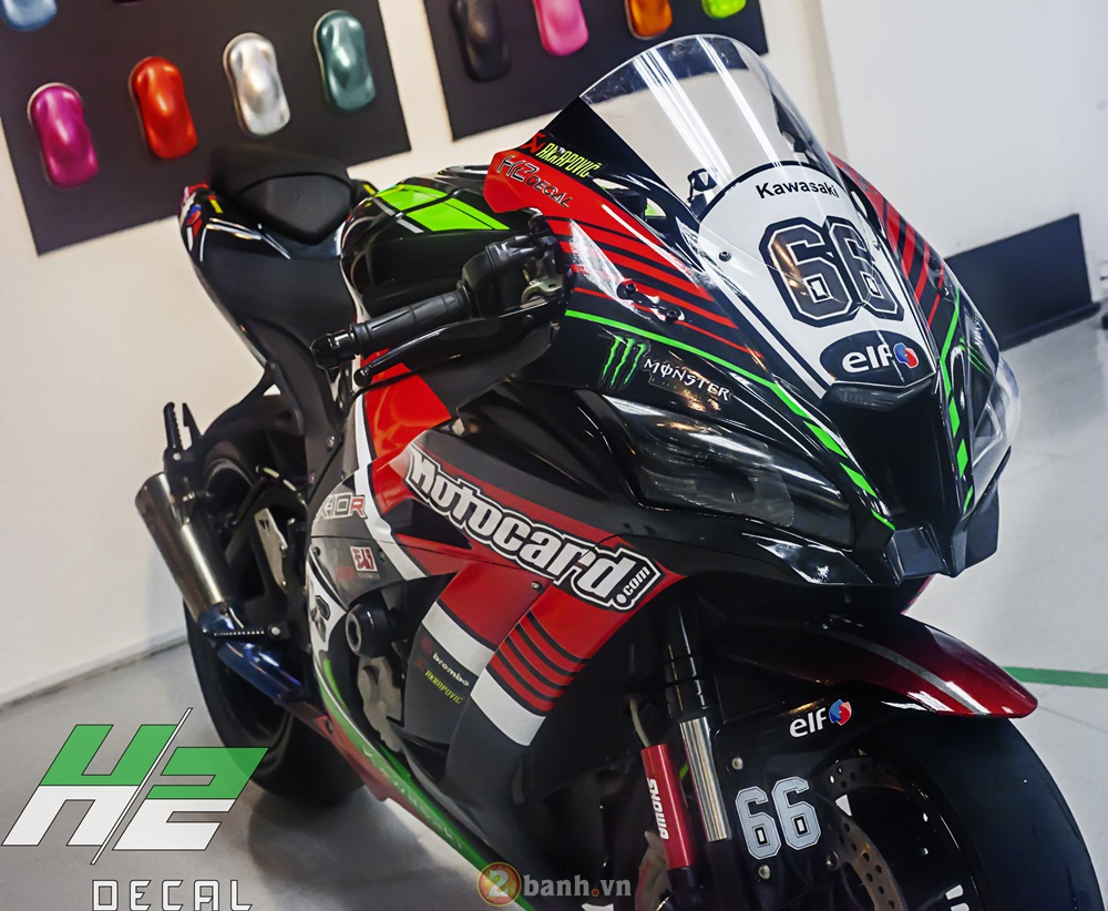 ZX10R 2016 chat choi trong bo canh dua phong canh moi