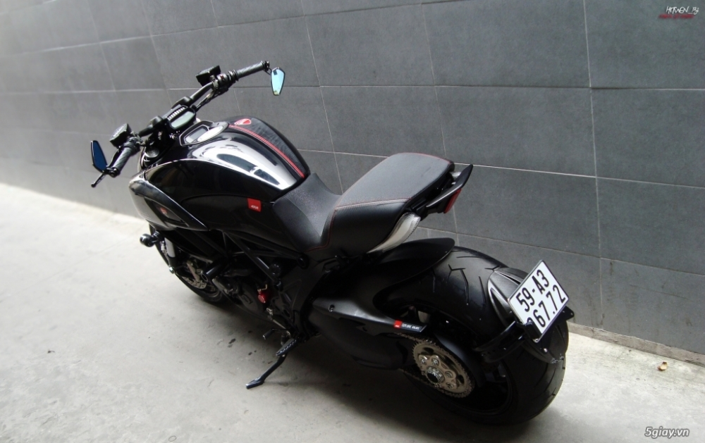 ___ Can Ban ___DUCATI Diavel 2013 ABS HQCN___ - 4